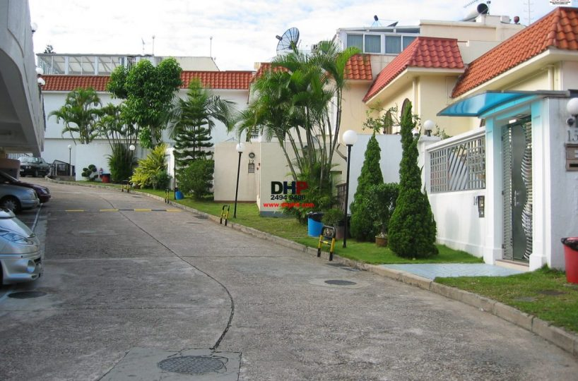 Silverstrand Convenient Villa With Seaview Communal Pool Tennis Court Clear Water Bay Town House