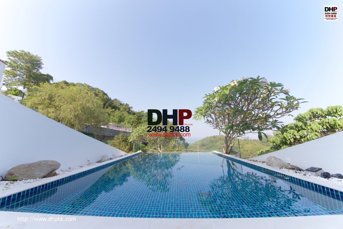 Private PoolTown House Clear Water Bay Sai Kung Property Hong Kong