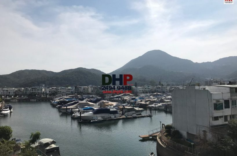 Marina Cove Sai Kung Property lake view
