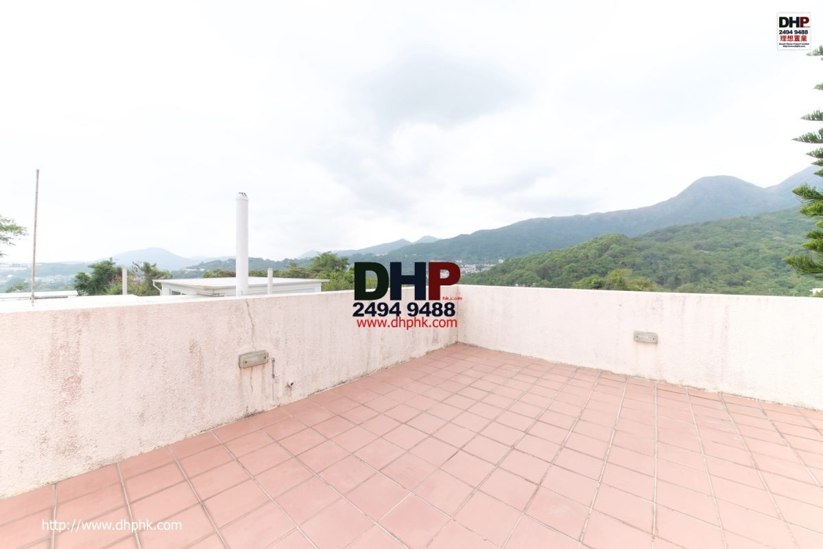 Chuk Yeung Road Pool Village House Sai Kung Property Hong Kong