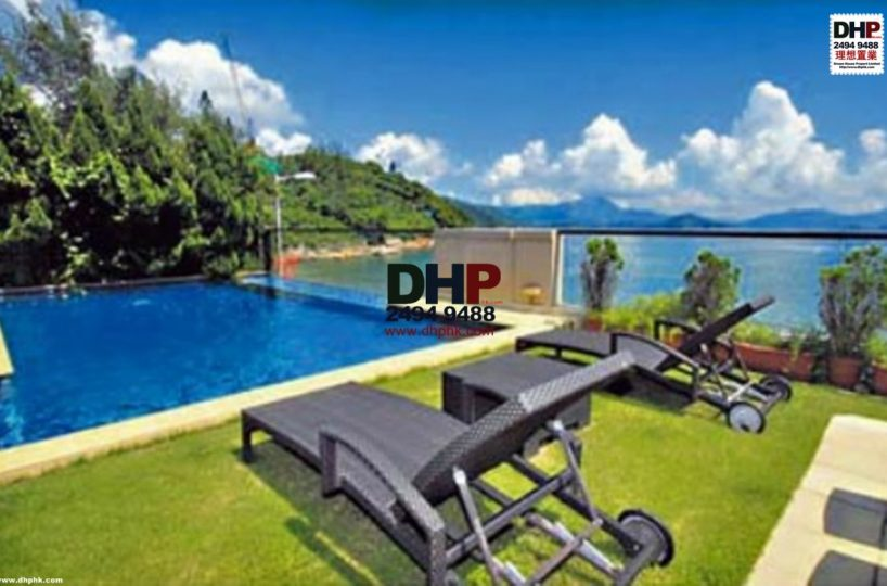 Royal Castle Silverstrand Sai Kung Property Clear Water Bay Hong Kong Water Front Villa