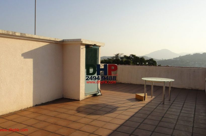 Sai Kung Property Chuk Yeung Road Village House Jade Villa Communal Pool
