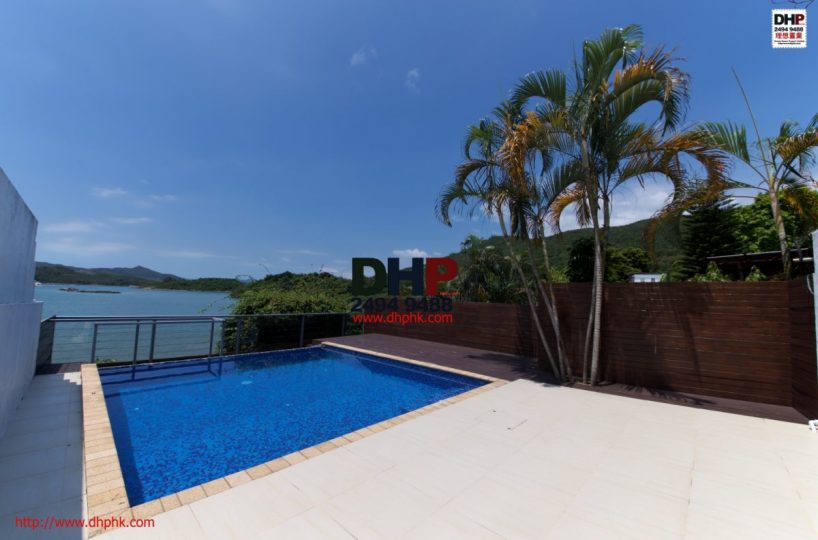 Sai kung village house tai mong tsai waterfront private house