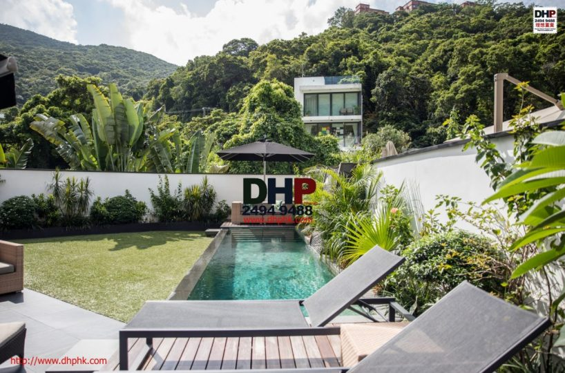 clearwater bay infinity pool detached house sai kung property