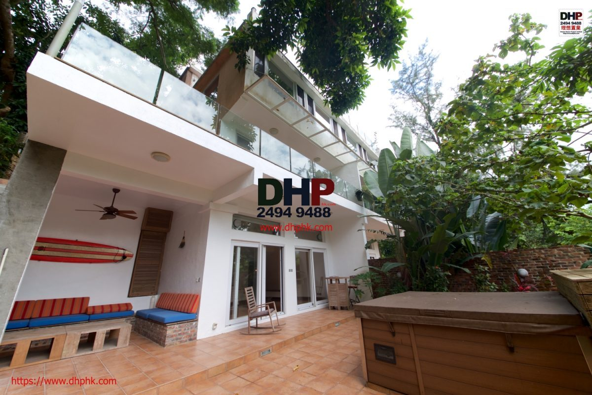 hang hau village clearwater bay sai kung property for rent