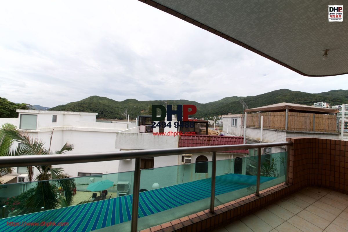 Sheung sze wan clear water bay village house for rent said kung area