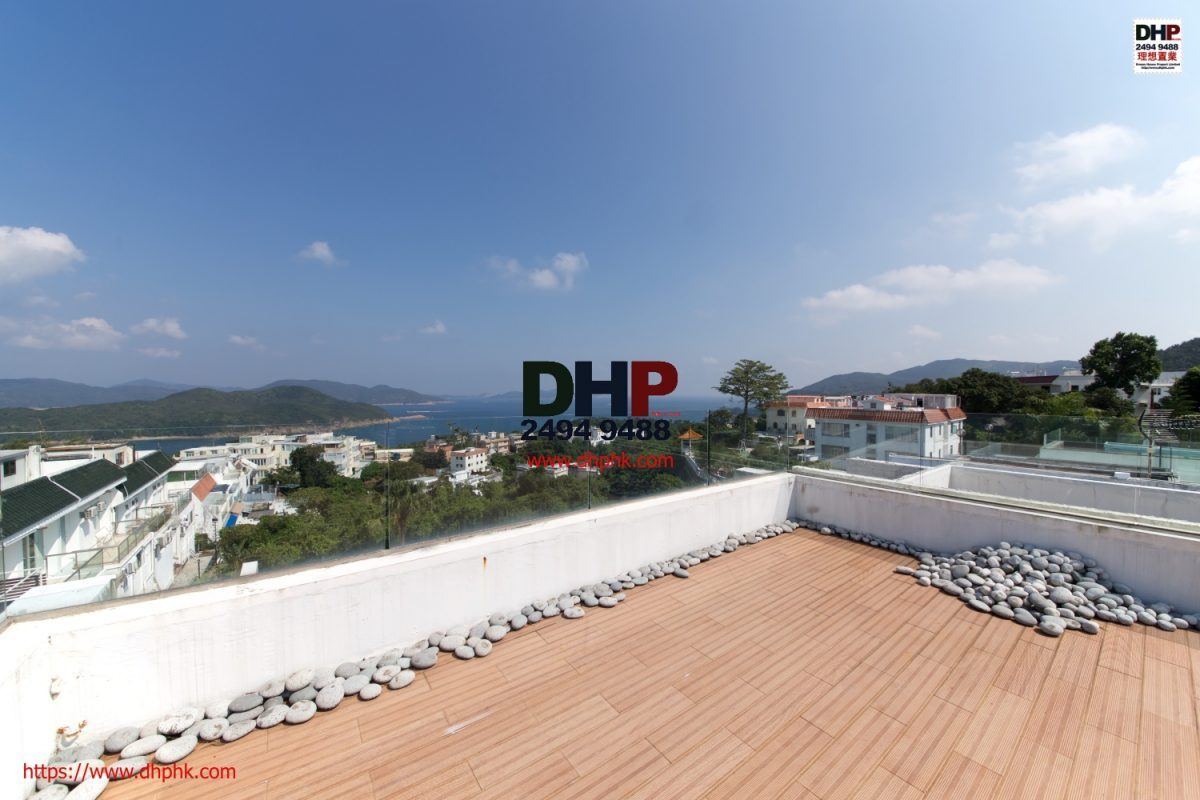 Ryan court clearwater bay villa town house sai kung