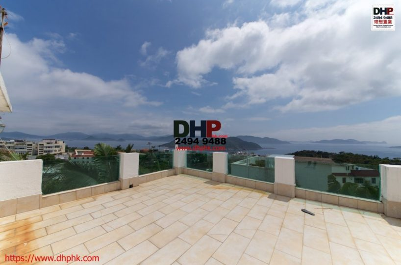 clearwater bay detached house for rent