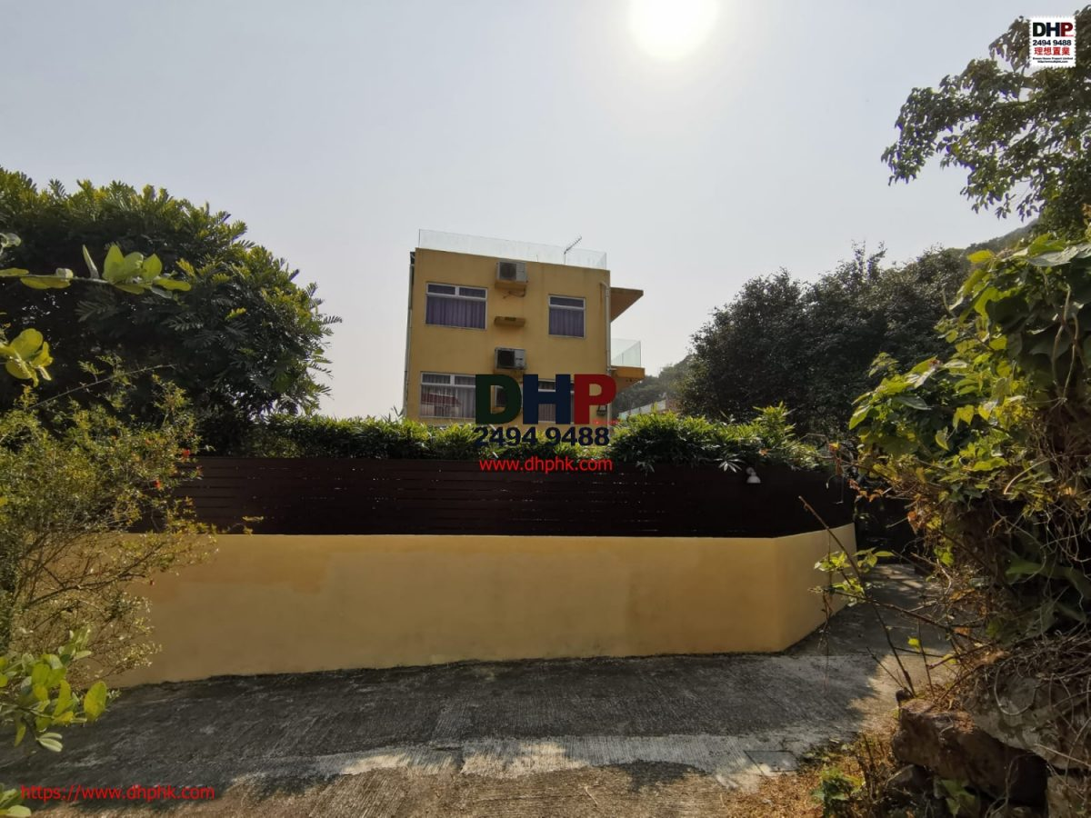 sheung yeung clearwater bay Sai Kung indeed garden detached house
