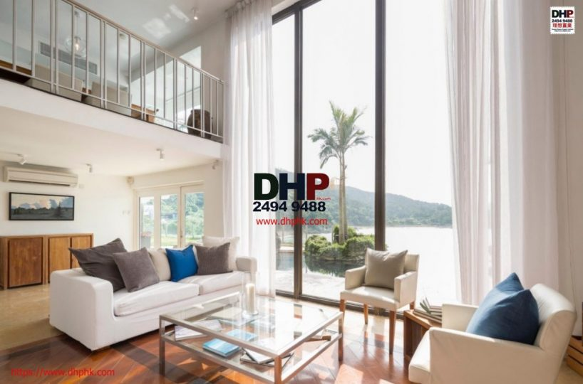 Little Palm Beach Waterfront Clearwater Bay Tranquil House