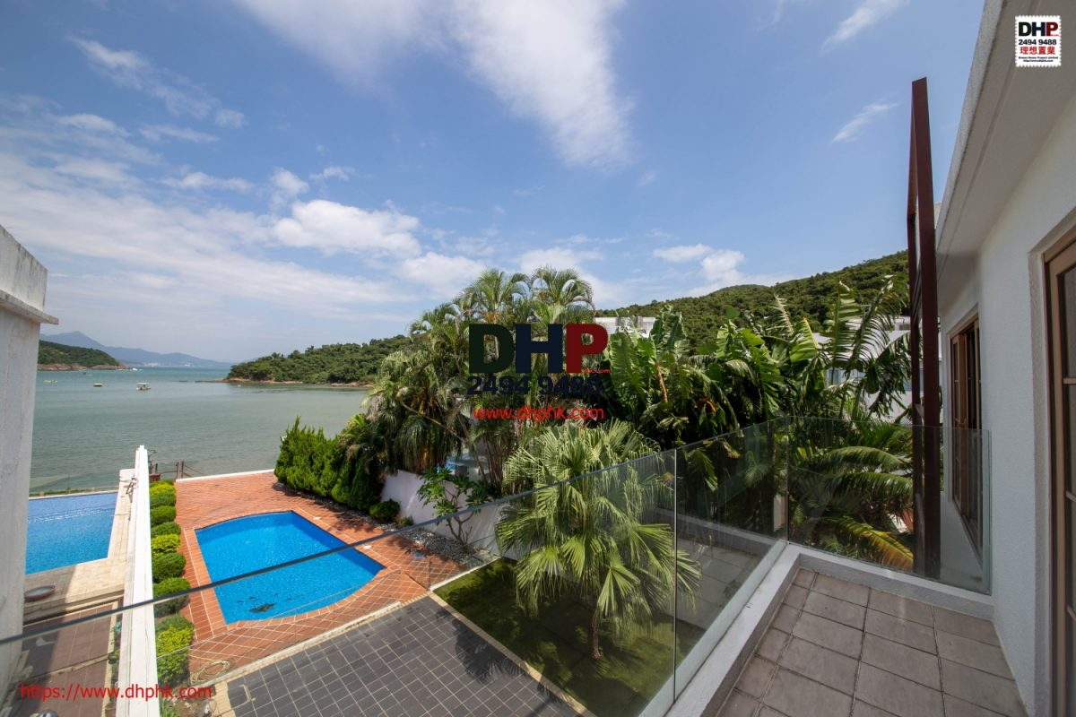Lobster Bay Village House Waterfront House Clear Water Bay Sai Kung Property
