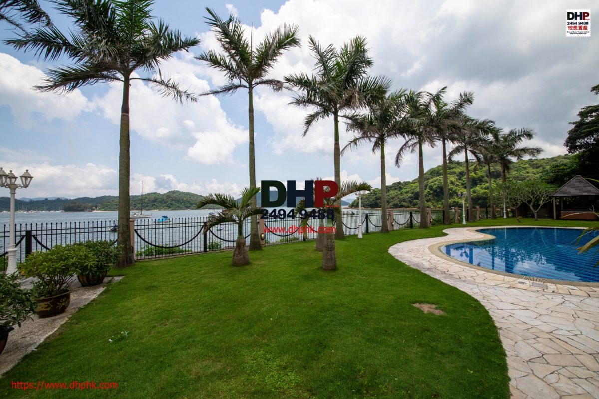 Waterfront Castle Sai Kung Property