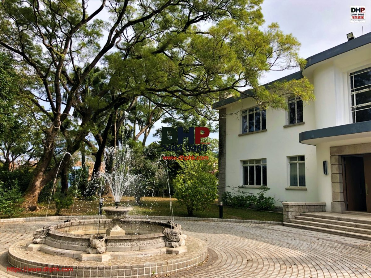 Fei Ngo Shan Colonial Style Villa Sai Kung property for rent