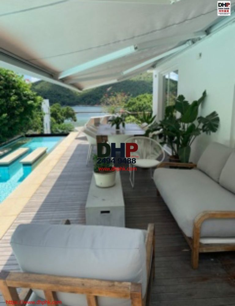 Sheung Sze Wan Clearwater Bay Private Pool Big Garden Village house 清水灣私泳村屋海邊