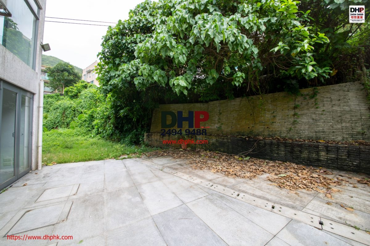 Clearwater Bay Village House Sai Kung Property Corner House semi detached 西貢清水灣近路村屋開揚景