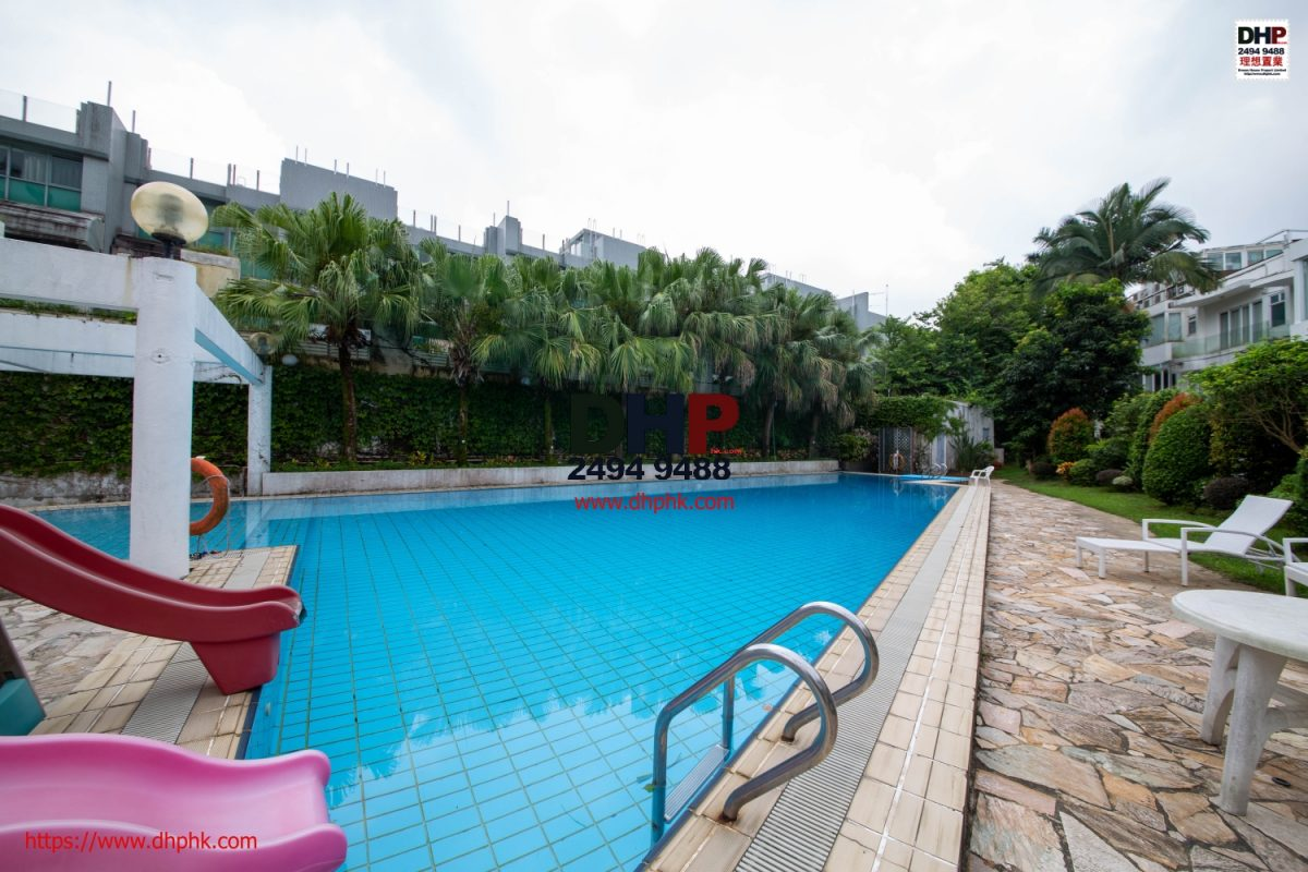 clearwater bay villa managed complex with communal poo 清水灣別墅西貢物業