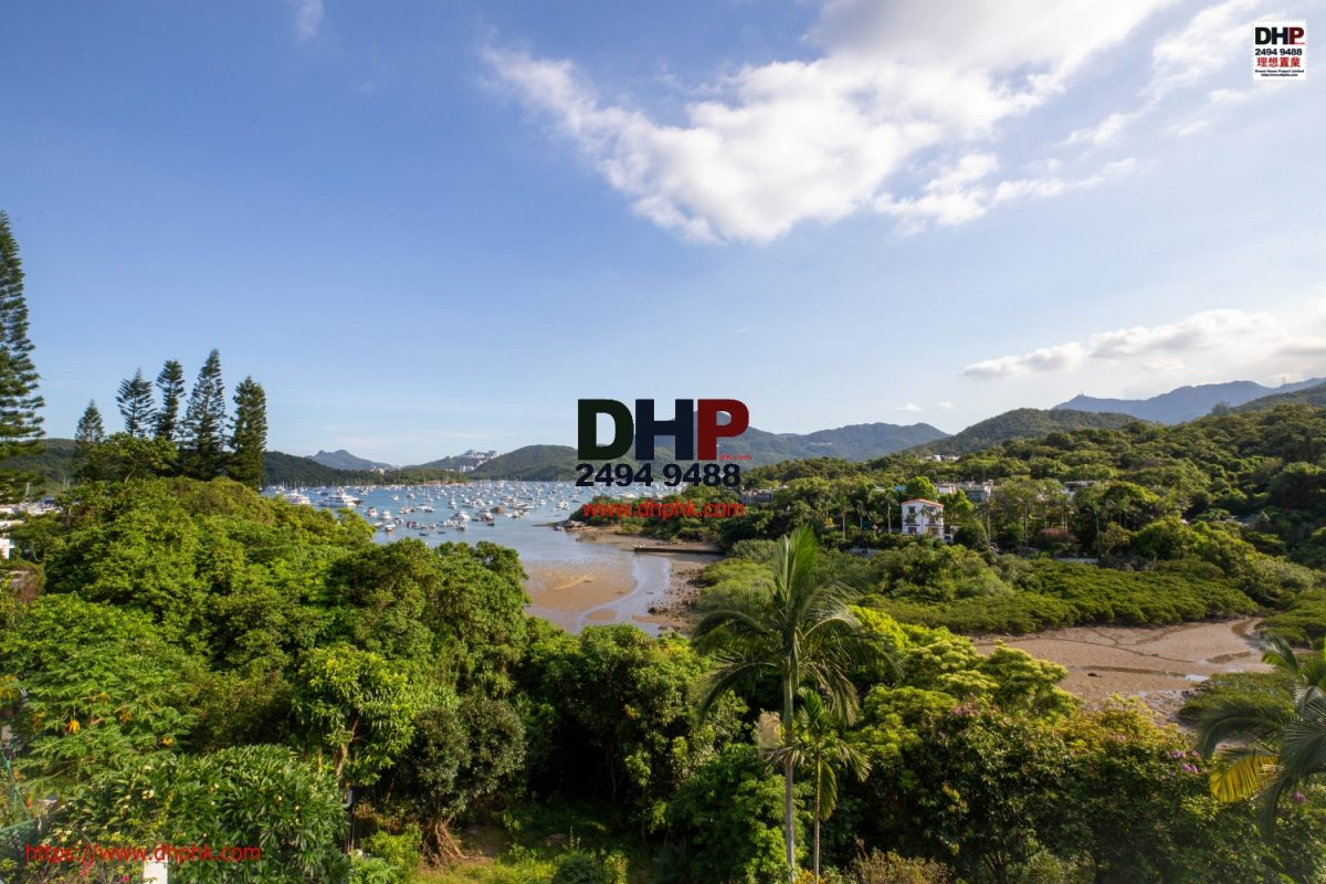 Hebe haven sai kung seaview village house property in sai kung 白沙灣西貢村屋
