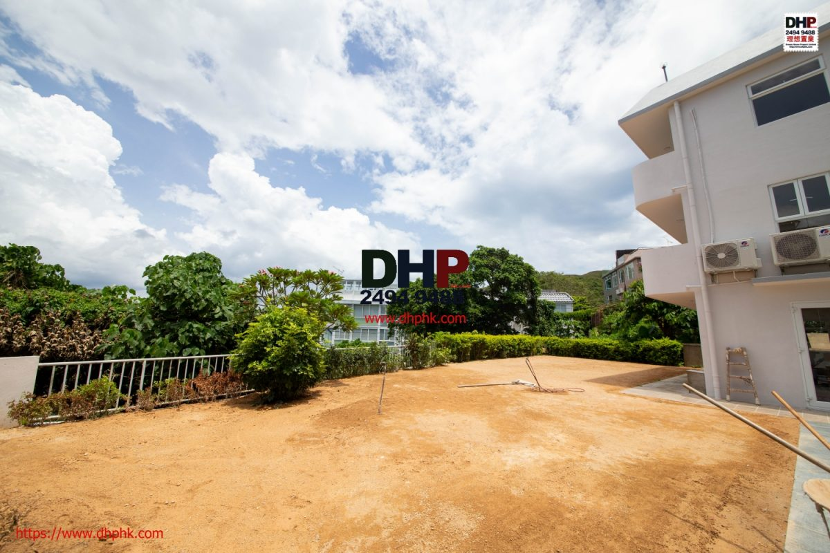 Clearwater Bay Lobster Bay Village House for Rent with big garden
