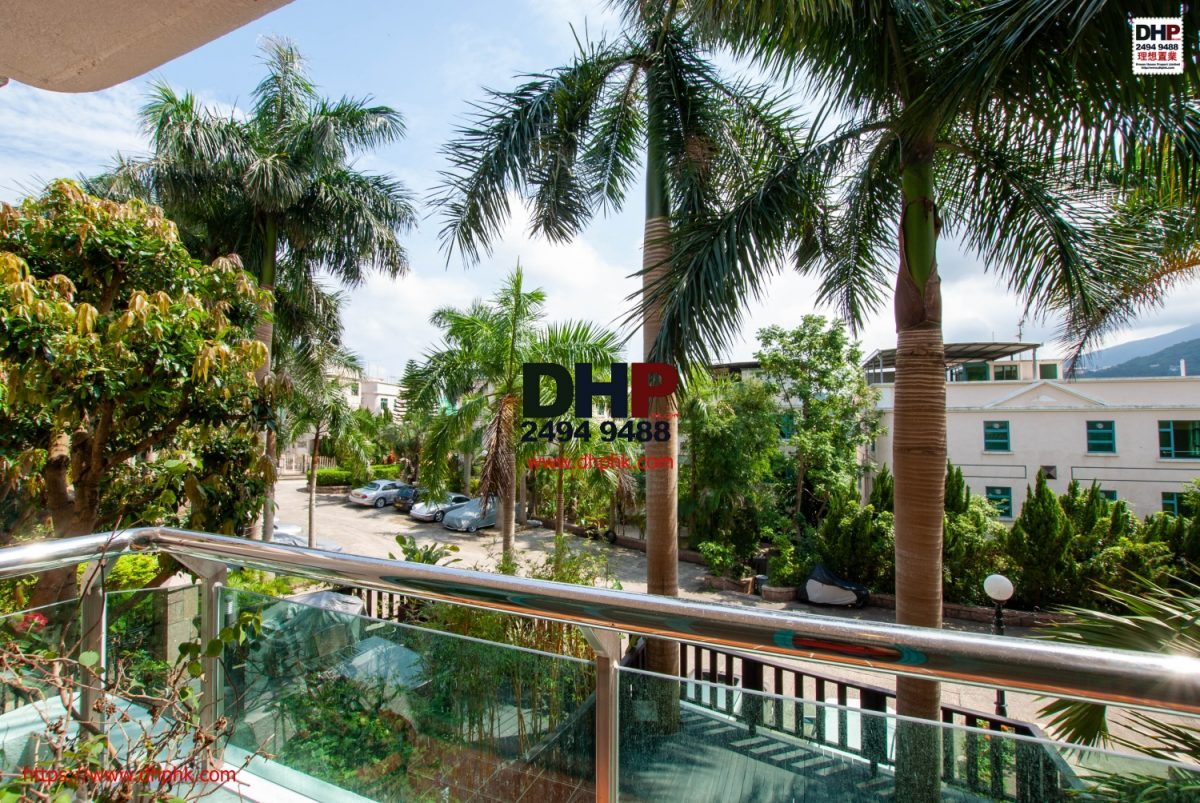 Sai Kung town managed complex Sai Kung property village house for rent 西貢竹洋路物業村屋出租