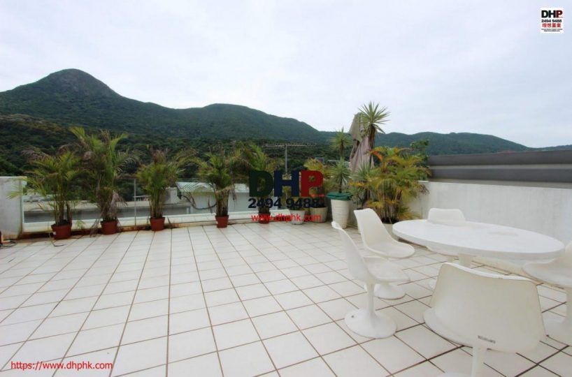 Mau Po Lobster Bay clear water bay village house for rent and sale